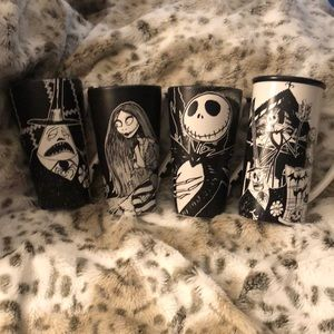 Nightmare Before Christmas Tall Mug Bundle